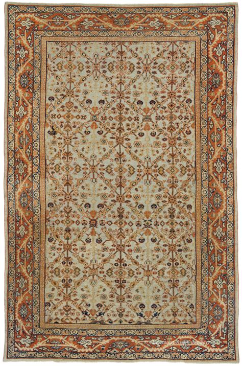 Antique Mahal Rug Guide Claremont Rug Company Rugs Guide