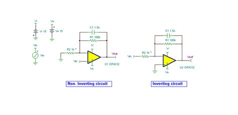 feedback capacitor feedback capacitor low pass filter pitfalls
