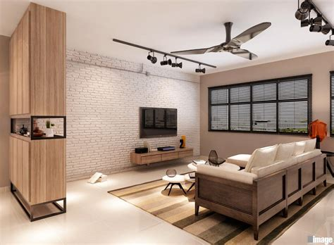 Living Interior Design by Minimalist Interior Design Singapore 7 Minimalist