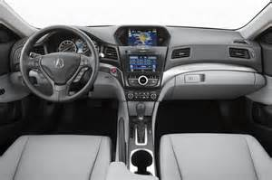 2016 Acura Ilx Interior Acura Released Pricing And Specs For The 2016 Ilx