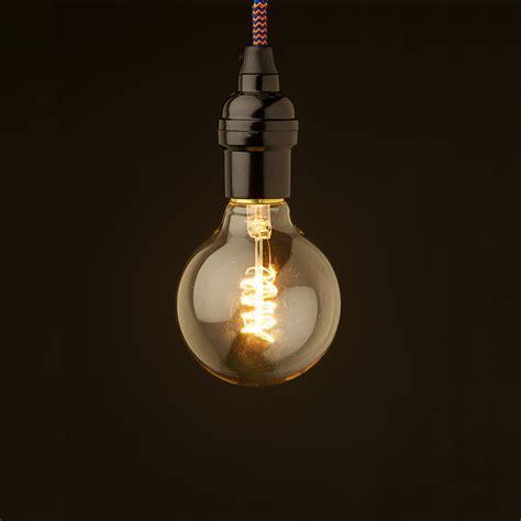 Edison Style Light Bulb Vintage Bakelite Fitting Oversized Light Bulb Pendant