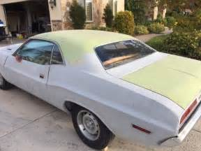 challenger project car for sale 1970 dodge challenger project car for sale photos