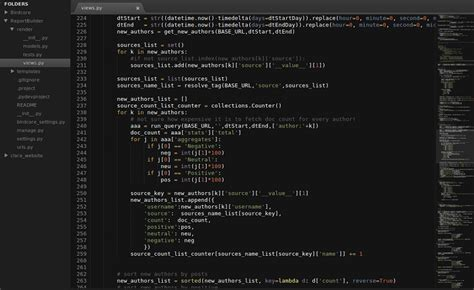 sublime text 3 theme for notepad un bon concurrent de notepad sublime text 233 diteur de