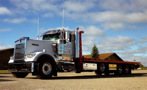 truck shows in michigan truck in st ignace michigan with model display the