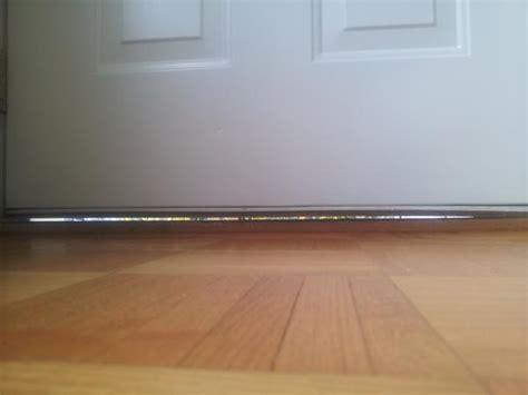 gap door gap the front door entrance for ants help