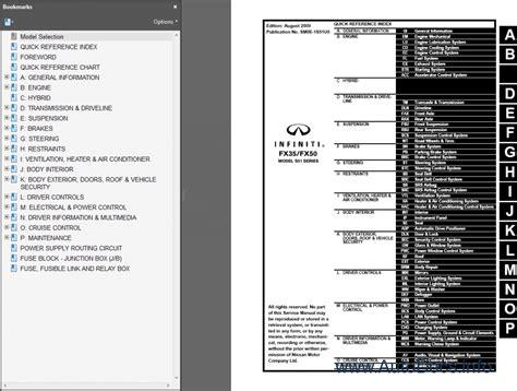 free download parts manuals 2010 infiniti fx instrument cluster service manual free download parts manuals 2011 infiniti fx parental controls service manual