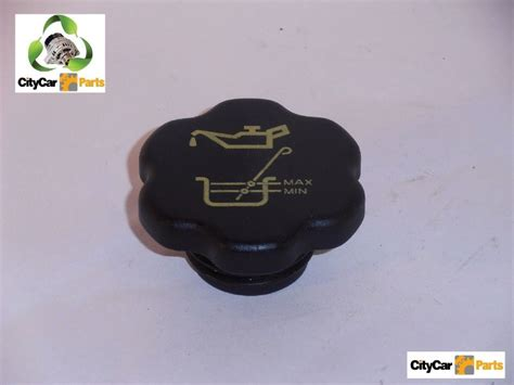 genuine ford escort focus fiesta pump oil filler cap fit