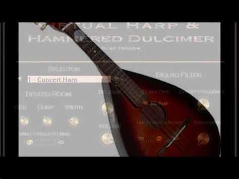 romeo and juliet theme harp syntheway strings harp mandolin tremolo love theme