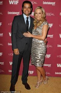 Where Can I Get Married In Los Angeles dexter star julie benz marries for the second time daily