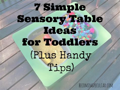 sensory table for toddlers raising a low media toddler the sensory table to the rescue