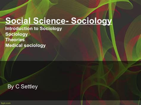 introduction to the science of sociology classic reprint books study unit 1 1 1 2 1 3 copy