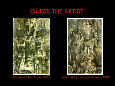 cubism analysis cubism presentation for real this time