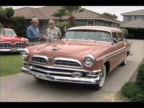 1955 Chrysler New Yorker Town Country Youtube | 1955 chrysler new yorker town country youtube
