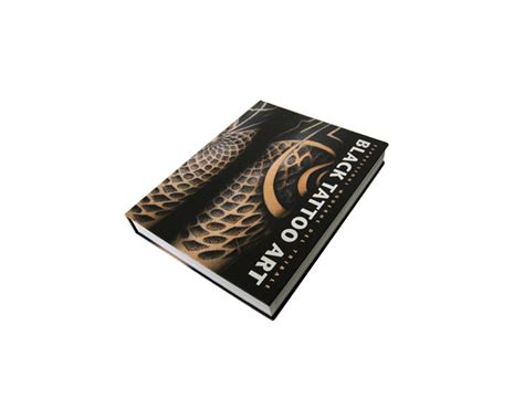 black tattoo art hard cover book 10 reference books