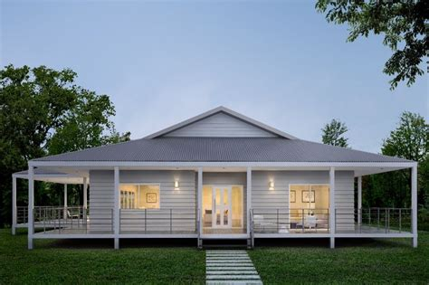 beautiful modern queenslander  images facade house