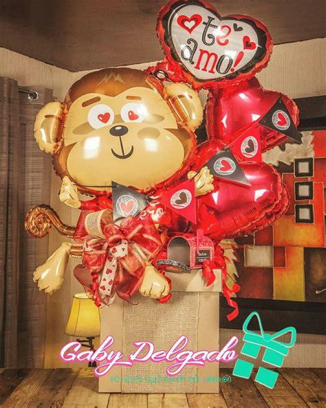 cuanto cuesta una decoracion con globos 281 mejores im 225 genes de arreglos con globos y chocolates