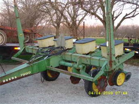 used farm tractors for sale deere 7000 4 row planter