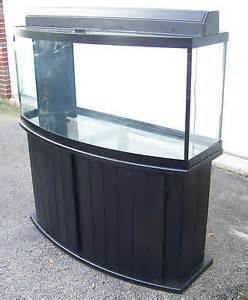 72 Gallon Bow Front Canopy by 40 Gallon Odyssea Bow Front Glass Aquarium Fish Tank With