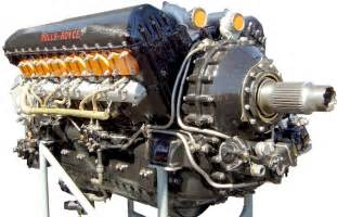 Rolls Royce Aircraft Engine Schneider Trophy Cup Seaplane Air Races Rolls Royce Aero
