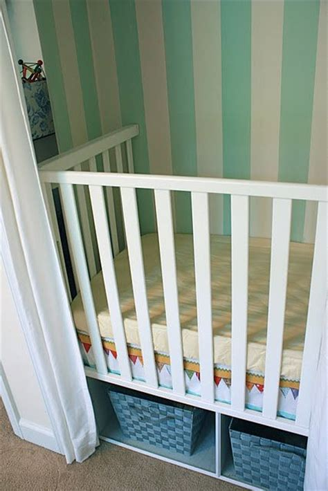 Baby Crib In Closet by Best 25 Crib In Closet Ideas On Organize Baby