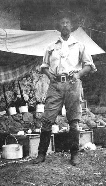 radioactivity: El explorador Coronel Percy Fawcett y la