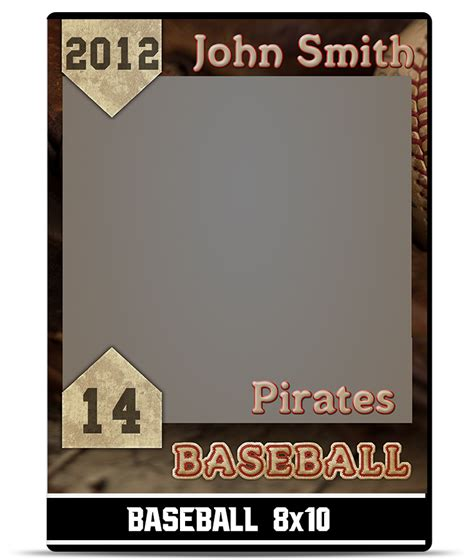 baseball trading card template for word baseball trading card template go search for