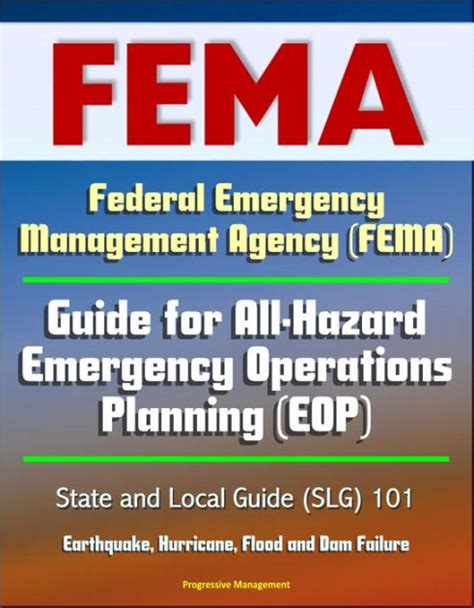 federal emergency management agency fema guide for all