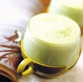 Minuman Teh Hijau Gelas teh hijau celoteh istri
