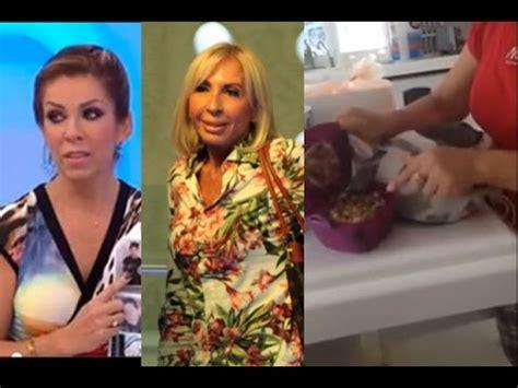 laura bozzo vs rocio sanchez azuara pelea completa youtube laura bozzo y roc 237 o s 225 nchez azuara quieren a ladychiles