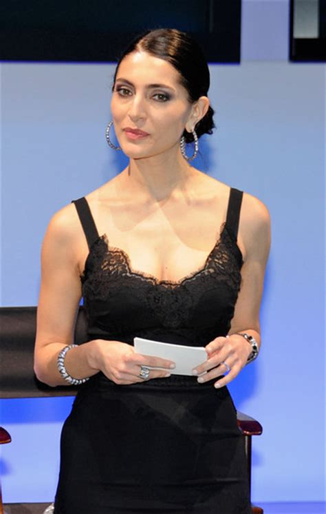 Caterina Murino New Bond by Caterina Murino Pictures 2012 Consumer Electronics Show