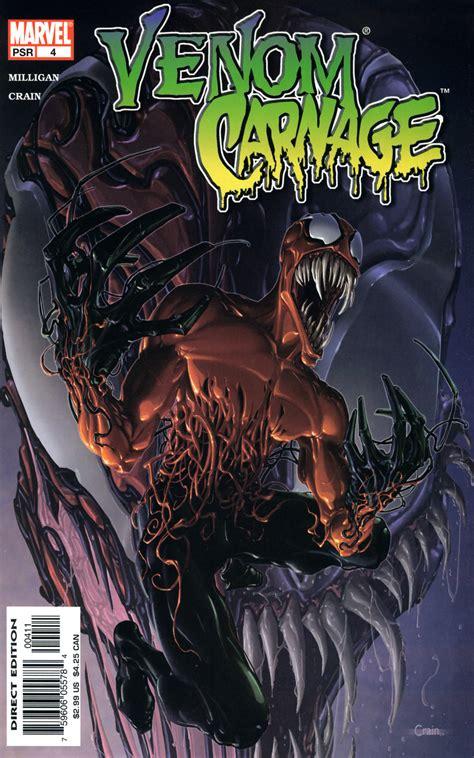american carnage tales of trumpian dystopia books venom vs carnage vol 1 4 marvel database fandom