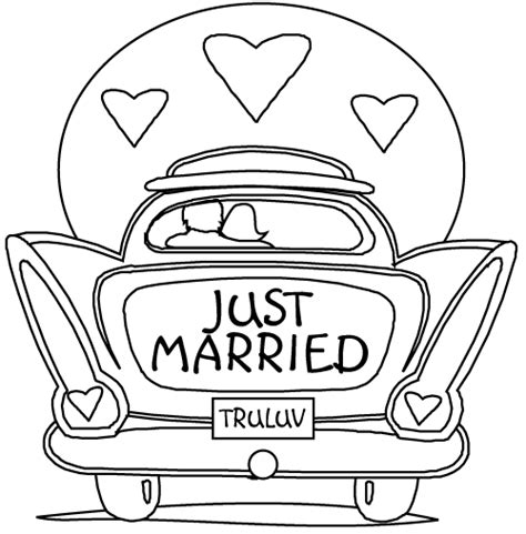 Wedding Coloring Pages Wedding Coloring Pages Coloring Pages To Print