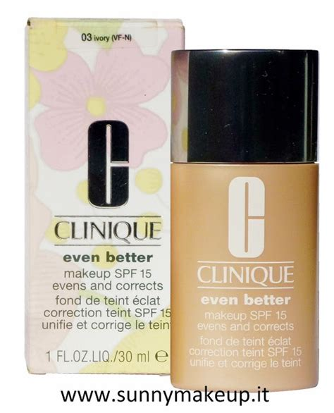 Clinique Even Better clinique even better makeup spf 15 swatch e review