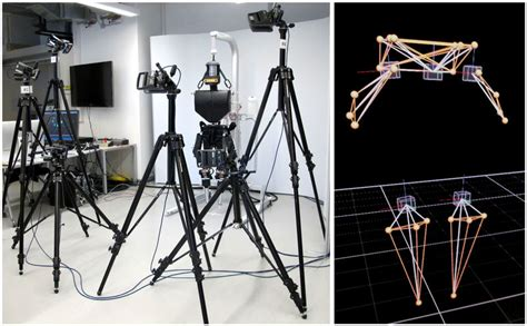 motion capture system equipment autonomous motion max planck institute for
