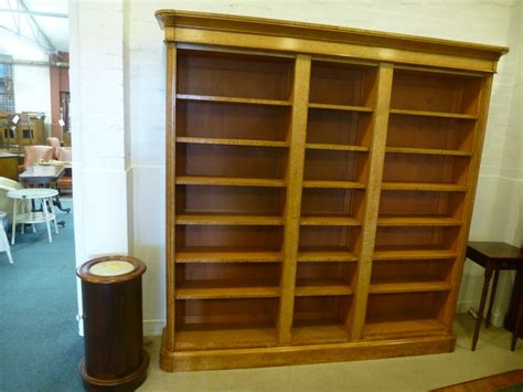 Large Bookshelf Large Bookcase 241571 Sellingantiques Co Uk