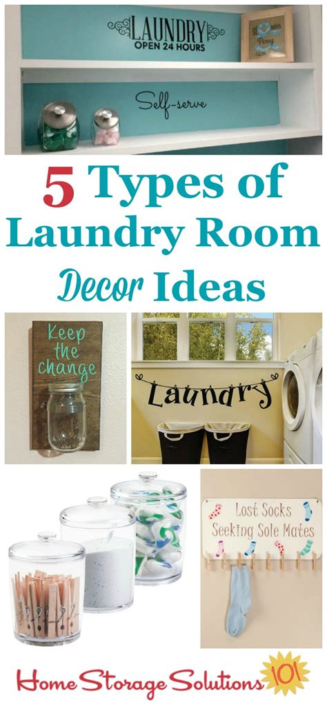 laundry room decorations 5 laundry room decor ideas