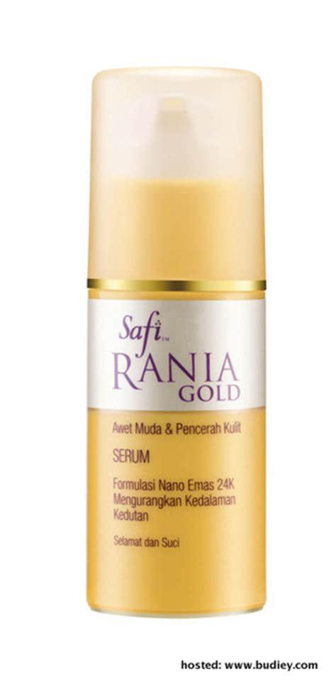Serum Rania Gold safi rania gold sensasi selebriti