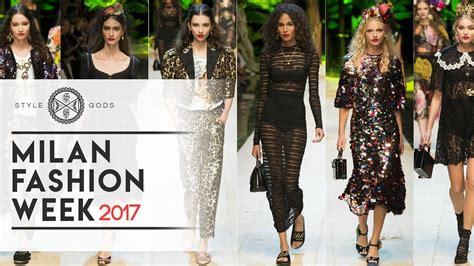 Milan Fashion Week Morsels by Milan Fashion Week 2017 Milan Summer Fashion Week 2017