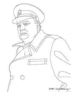 James Naismith coloring page | History coloring sheets