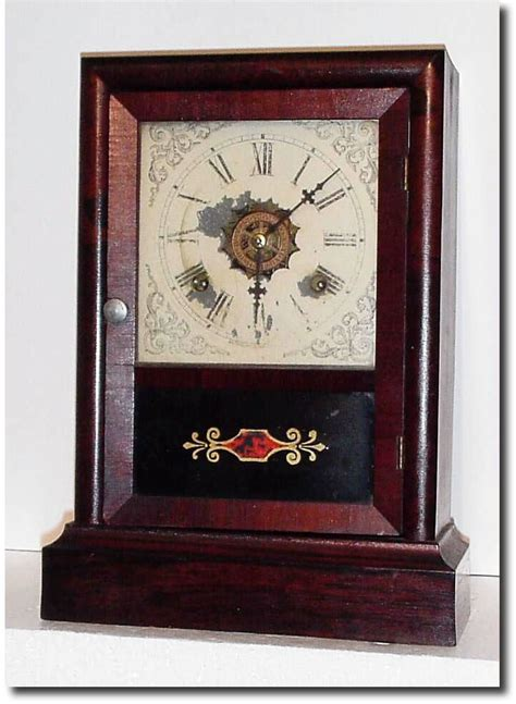 Cottage Clocks by Waterbury Clock Company Cottage Antique Clock