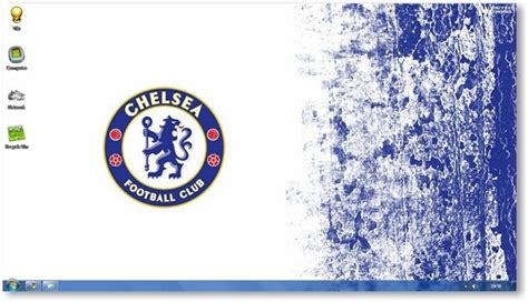 facebook themes chelsea fc windows 7 themes chelsea fc theme for windows sports