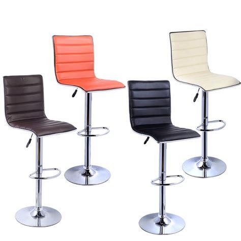 swivel bar stool chairs factory bar stool pu leather barstools chairs adjustable
