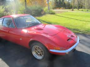 1969 Opel Gt For Sale 1969 Opel Gt 2dr 34k Original For Sale Photos