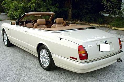 1997 bentley azure 1998 bentley azure pictures information and specs