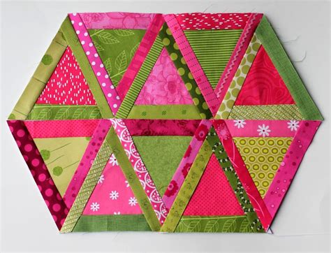 60 degree triangle pattern needed quilt 23 best quilts 60 degree triangles images on pinterest