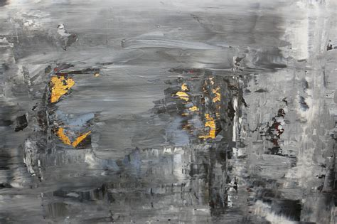Bild Grau Weiß by Pin Abstraktes Acrylbild In Grau Wei 195 Schwarz