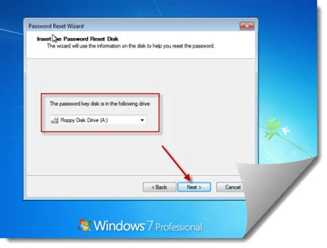 how to reset vista password with usb how to reset windows 7 password with usb windows 7
