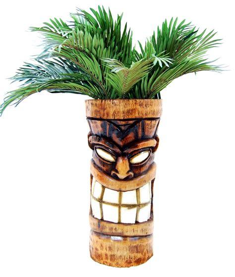 Tiki Planter by 25 Best Ideas About Tiki Decor On Tiki House