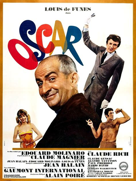 film oscar cast affiches posters et images de oscar 1967 senscritique