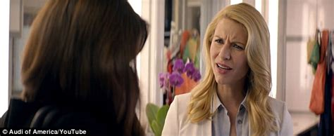 york commercial actress claire danes stars in new absurd commercial for audi
